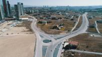 DOĞANTEPE - Başkent'in Dört Bir Tarafında Yeni Yol, Alt Geçit Ve Kavşak Çalışmaları Devam Ediyor