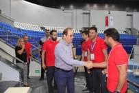 Bayburt Üniversitesi BESYO Özel Yetenek Sınavı Tamamlandı