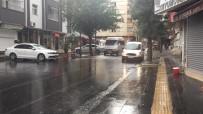 Bingöl'de Yağmur Ara Ara Etkili Oluyor