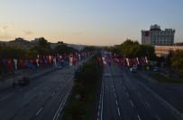 MİLLET CADDESİ - Büyük Taarruzun Yıl Dönümünde Vatan Caddesi Trafiğe Kapatıldı