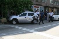 Devrek'te Meydana Gelen Zincirleme Trafik Kazası