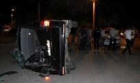 Erzincan'da 3 Araçlı Trafik Kazası Açıklaması 7 Yaralı