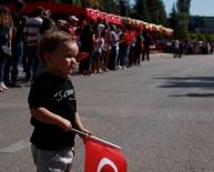 Eskişehir'de 30 Ağustos Zafer Bayramı Kutlandı