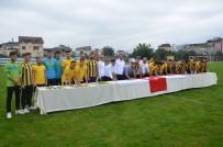 Fatsa Belediyespor'da İmza Şov