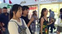 Güney Koreli Sosyal Medya Fenomenlerinden 'Payitaht' Tanıtımı