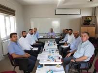 MÜFTÜ YARDIMCISI - İlçe Müftüleri Toplantısı Yapıldı