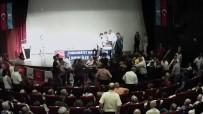 Canan Kaftancıoğlu - CHP toplantısında ortalık karıştı, yumruklar konuştu