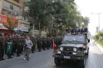 Kahramanmaraş'ta 30 Ağustos Zafer Bayramı Kutlamaları