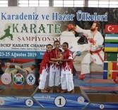 Karateciler Gebze'ye Madalyayla Döndü