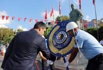 BAYRAMLAŞMA - Kartal'da 30 Ağustos Zafer Bayramı Kutlamaları Coşku İle Başladı