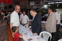 Kaymakam Zadeleroğlu, Türkelililerle Vedalaştı