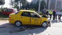 Kilis'te Trafik Kazası Açıklaması 5 Yaralı