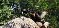 Siirt'te Terör Örgütü PKK'ya Büyük Darbe, 8 Ayda 23 Terörist Etkisiz Hale Getirildi