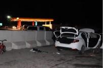 Şüpheli Araçtan 5 Kilo Patlayıcı Çıktı