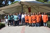 CEZAEVİ MÜDÜRÜ - 'Temiz Çevre' Projesi İle Sümerpark Daha Temiz