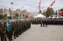 Tokat'ta 30 Ağustos Zafer Bayramı Kutlamaları