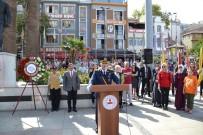 SÜLEYMAN ÖZDEMIR - Zafer Bayramı'nda Komutanın Konuşması Duygulandırdı