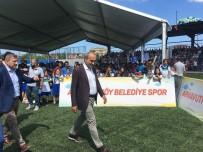 AHMET HAŞIM BALTACı - Arnavutköy'de Yaz Spor Okulları Sona Erdi