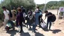 Çanakkale'de 52 Düzensiz Göçmen Yakalandı