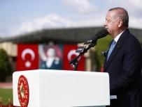 RECEP TAYYİP ERDOĞAN - Cumhurbaşkanı Erdoğan'dan sert açıklamalar!