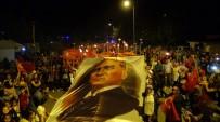 Ermenek'te Fener Alayı Yürüyüşü