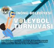 İnönü'de Turnuva Heyecanı Voleybol İle Devam Ediyor