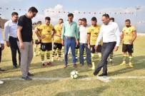 AZİZ SANCAR - Köyler Arası Futbol Turnuvasının Şampiyonu Çavuşlu Oldu