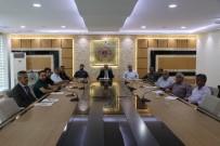 RAMAZAN ÖZCAN - Malatya Ticaret Borsası Ağustos Ayı Meclisi Toplandı