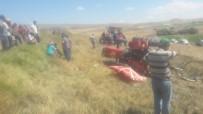 Tarla Sürerken Kaza Yapan Çiftçi Hayatını Kaybetti