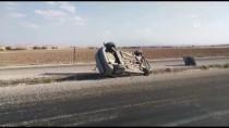 Aksaray'da Otomobil Devrildi Açıklaması 6 Yaralı