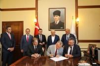 ERZİNCAN VALİSİ - Anagold Madencilik İle BYÜ Arasında Protokol İmzalandı
