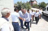 SEL FELAKETİ - Başkan Kavuş, Mahalle Ziyaretlerine Devam Ediyor