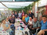 Burhaniye'de Okul Arkadaşları 53 Yıl Sonra Bir Araya Geldi