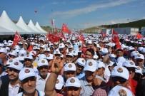 ONKOLOJİ HASTANESİ - Bursa Şehir Hastanesi'nin Resmi Açılışını Erdoğan Yaptı