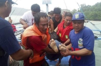 3 feribot alabora oldu: 31 ölü