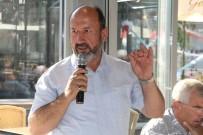 İŞGAL GİRİŞİMİ - Milletvekili Kavuncu, STK'larla Buluştu