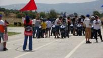 Türkiye Süpermoto Şampiyonası Uşak'ta Yapıldı