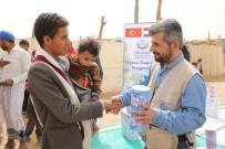 MUSTAFA BULUT - Yedi Başak Yemen Kampanyası İçin SMS Hattı Devrede