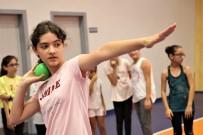 Atletizm Yaz Spor Okuluna Büyük İlgi