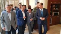 Başkan Beyoğlu Özhaseki'den Bağlar İçin Destek İstedi
