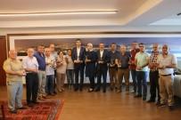 EMEKLİLİK - Başkan Yüksel'den Emekliye Ayrılan Belediye Personeline Ahde Vefa
