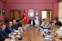 BAŞSAVCı - Bingöl'de Güvenlik Ve Asayiş Koordinasyon Toplantısı