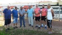 Burhaniye'de Belediyesporda Altyapı Göz Doldurdu