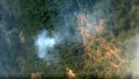 Bursa'da Orman Yangını Açıklaması 4 Helikopter Ve Çok Sayıda Arazöz Müdahale Ediyor