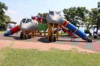 Çocuklar Bu Parkı Çok Sevdi