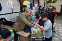 GIDA YARDIMI - Çorum Belediyesi'nden 571 Çocuğa Bayramlık