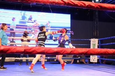 Darıca'da 'Muay Thai' Heyecanı Yaşandı