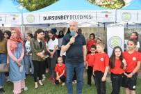 Dursunbey'de Çocuklar Spor Okulundan Mezun Oldu