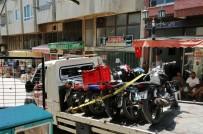 Erdek'te Trafik Denetimleri Sürüyor