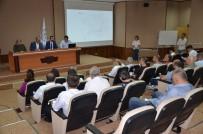 FEVZI KıLıÇ - Erenler Belediyesi'nde Ağustos Meclisi Gerçekleşti